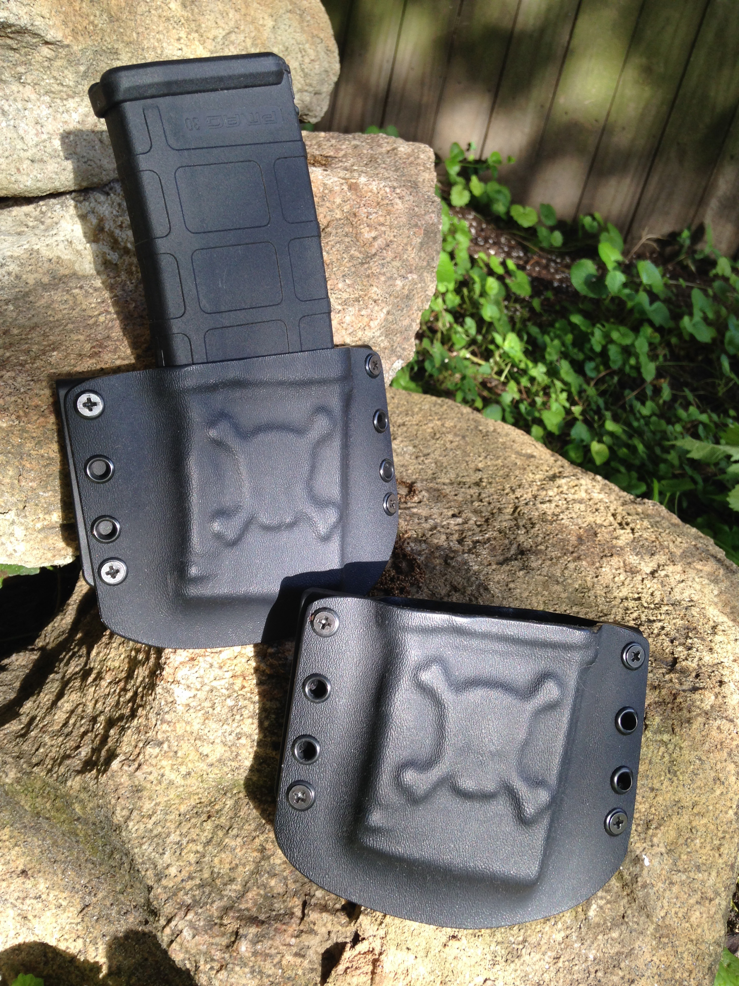 IBX Tactical Rifle Magazine Carrier