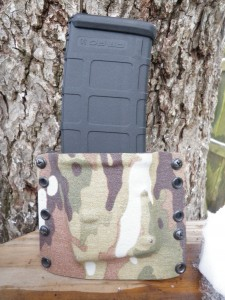Rifle Mag Carrier, P-Mag